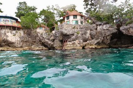 Cliff-side dining in Negril, Jamaica – Restaurant review: Xtabi Resort, Lighthouse Road