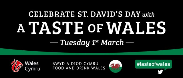 St Davids Day 1 March