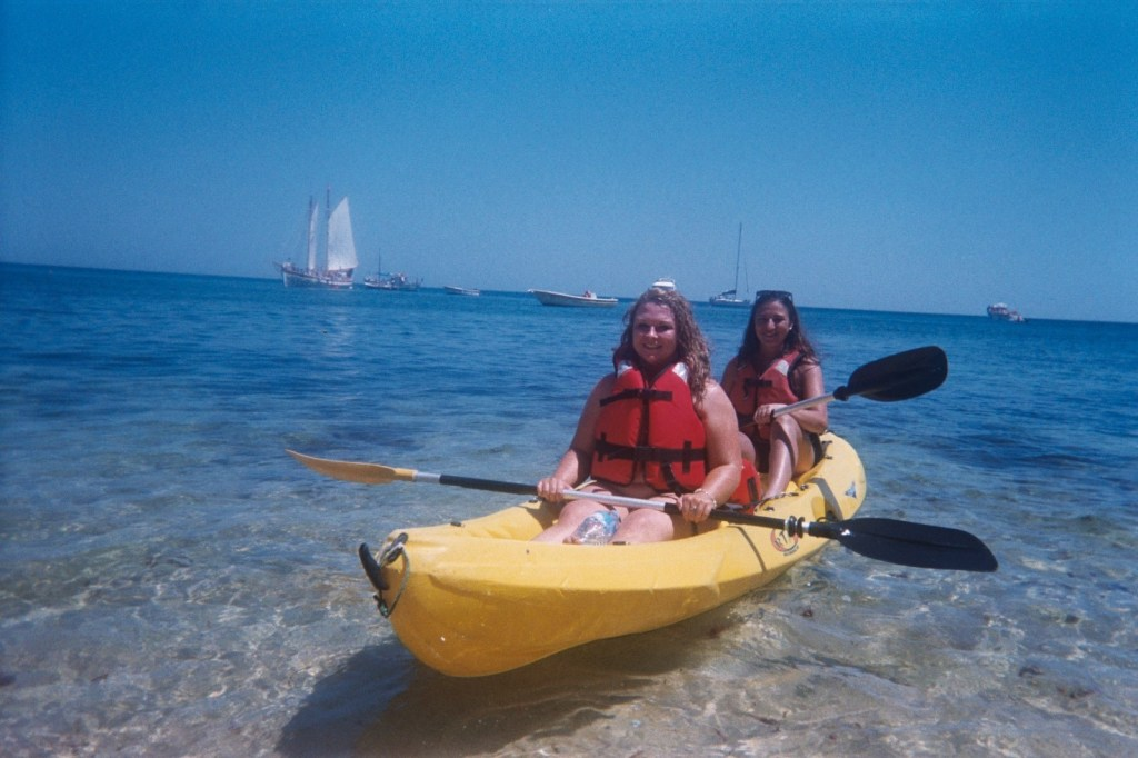 Kayaking and snorkelling in Lagos – Algarve, Portugal