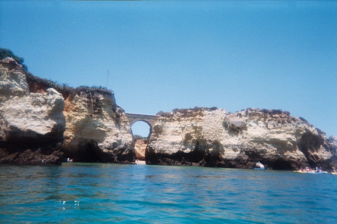 Kayaking and Snorkelling in lagos, portugal