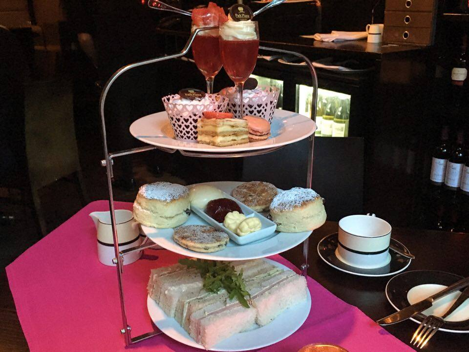 Breast Cancer Awareness Month: Pink Afternoon Tea at Park Plaza Hotel, Cardiff