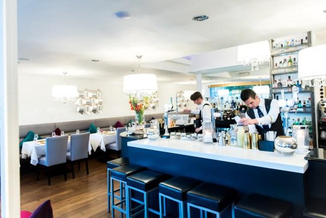 Bar at Mojo FoodBar
