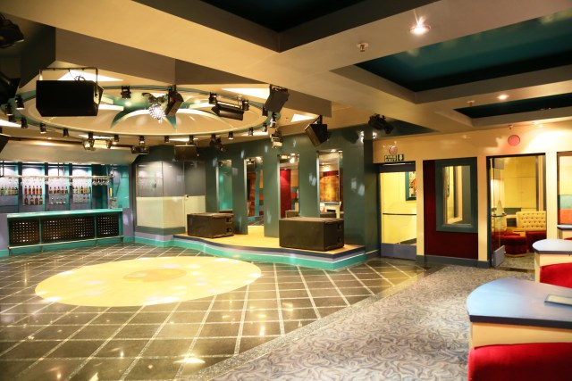 Discotheque at Jaypee Palace Hotel