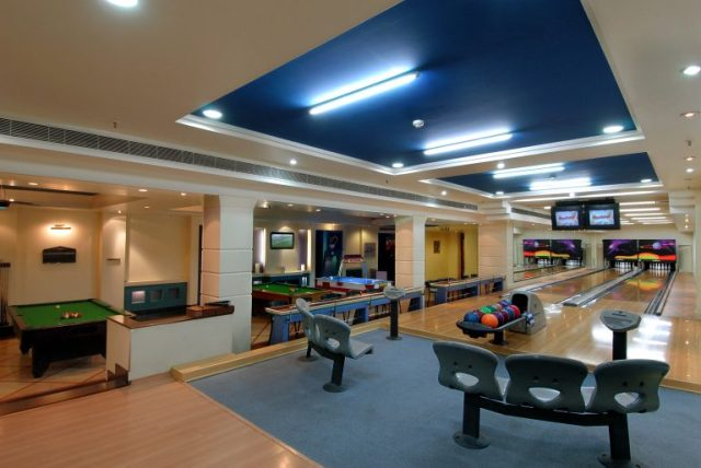 Leisure mall at Jaypee Palace, Agra