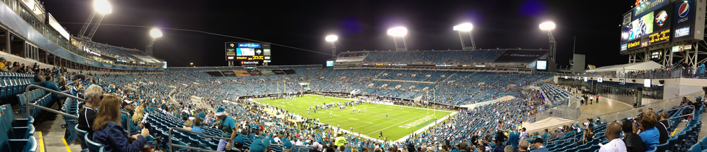 EverBank Field Stadium, Jacksonville, Florida