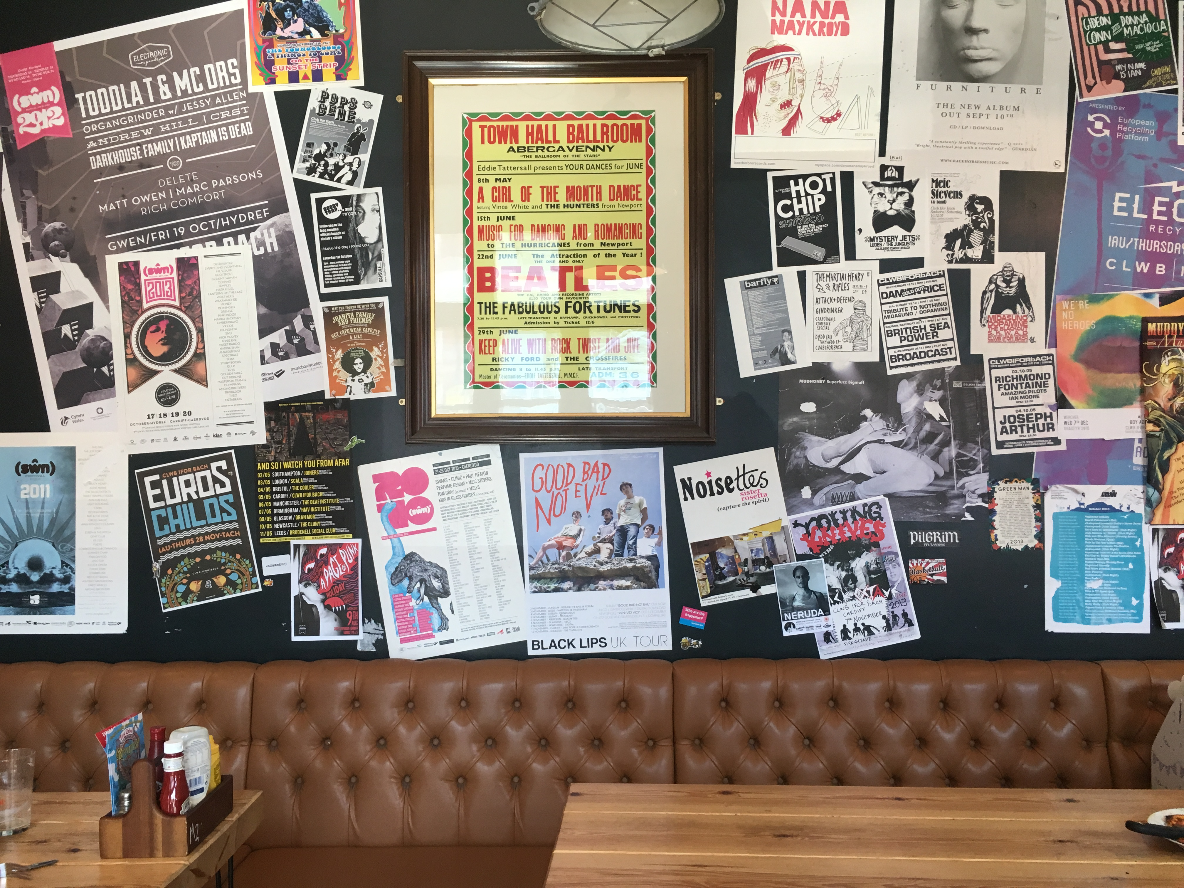 Tiny Rebel Cardiff posters