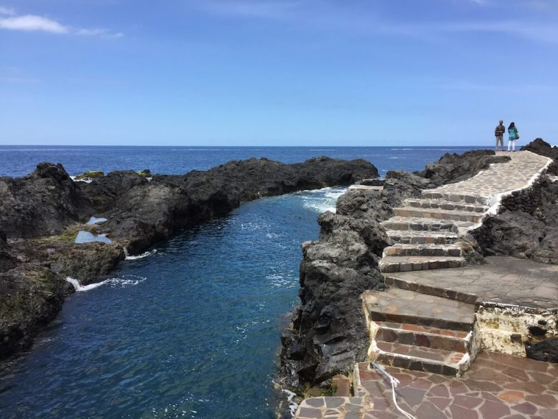 Garachico Natural Bathing Pools, Tenerife