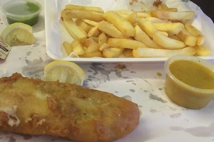 Yabbey Road Fish and Chips - best foods in Australia