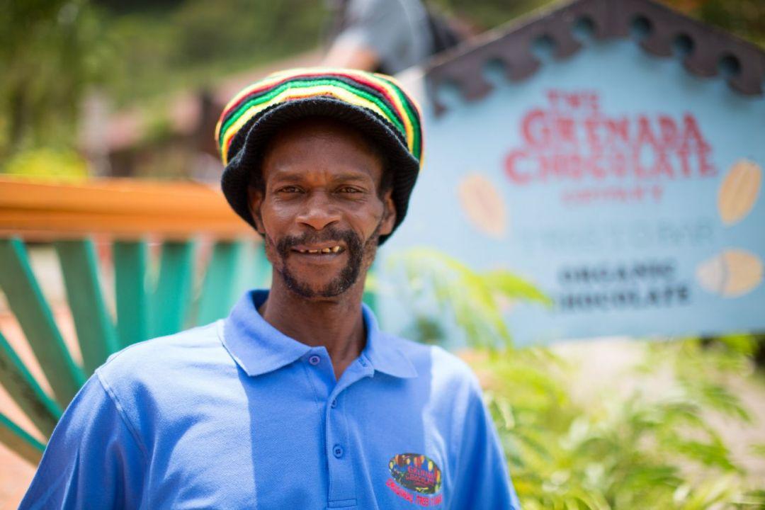 Profile photo of Edmond Brown from Grenada Chocolate Company