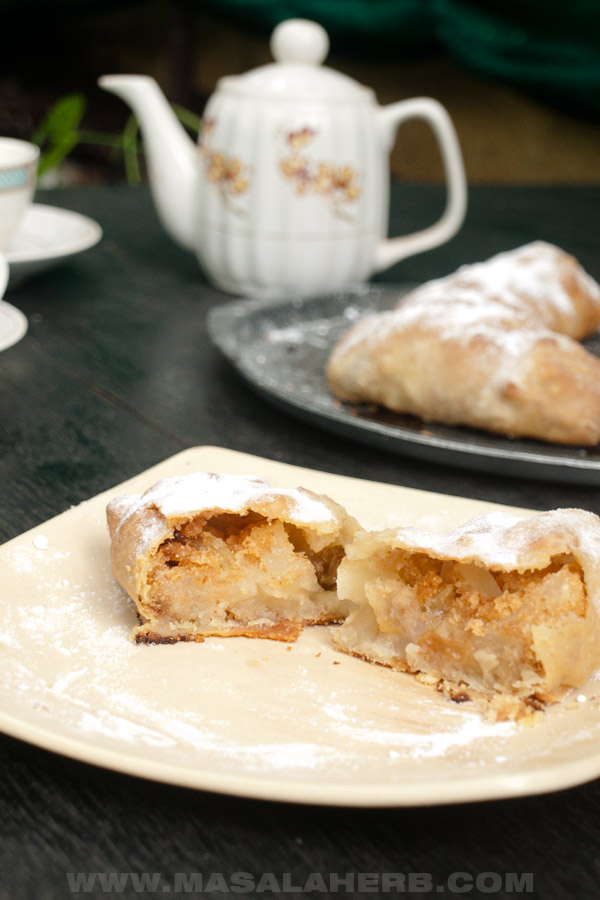 Apfelstrudel Recipe | Eat Like a Local | Austria