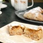 Apfelstrudel recipe - dough and filling recipe