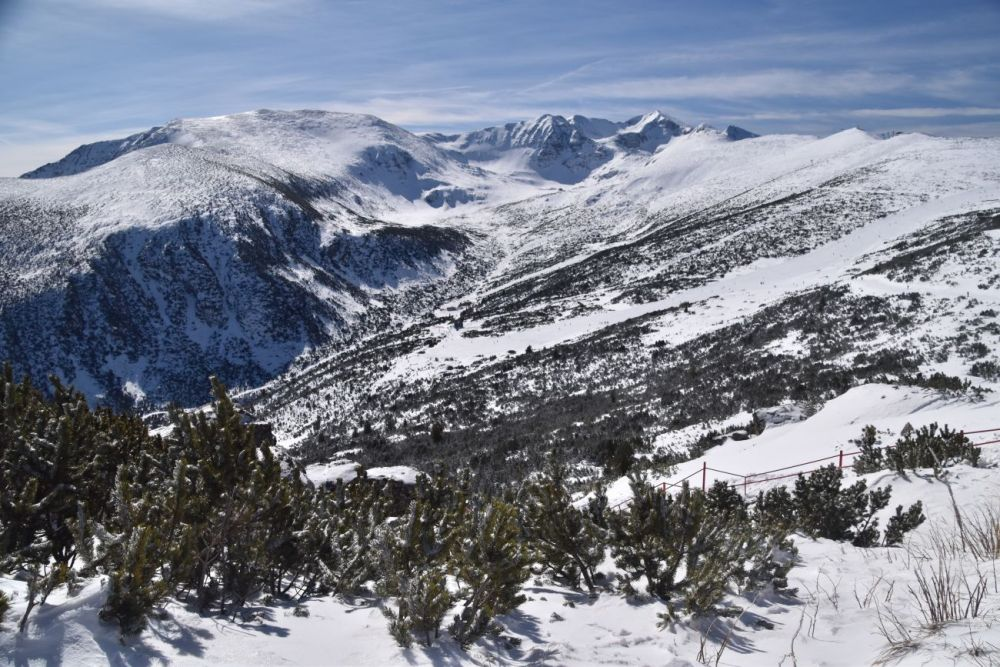Borovets in Bulgaria, Eastern Europe is an excellent option as far as winter ski-ing destinations are concerned.