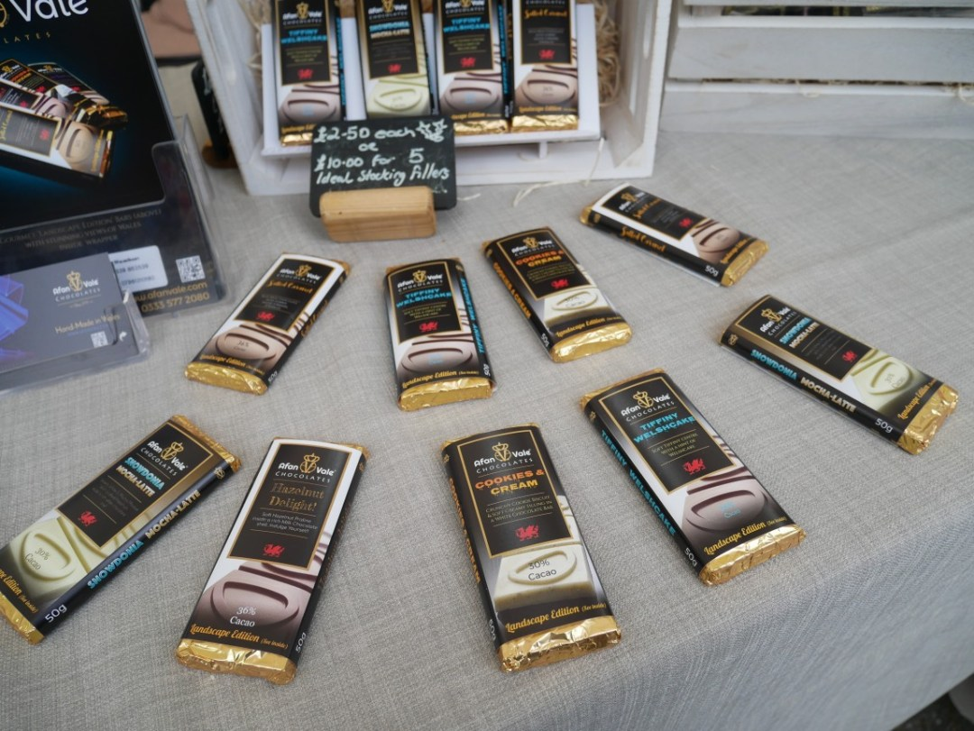 Afan Vale Chocolates