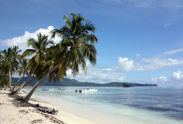 Dominican Republic in the Caribbean