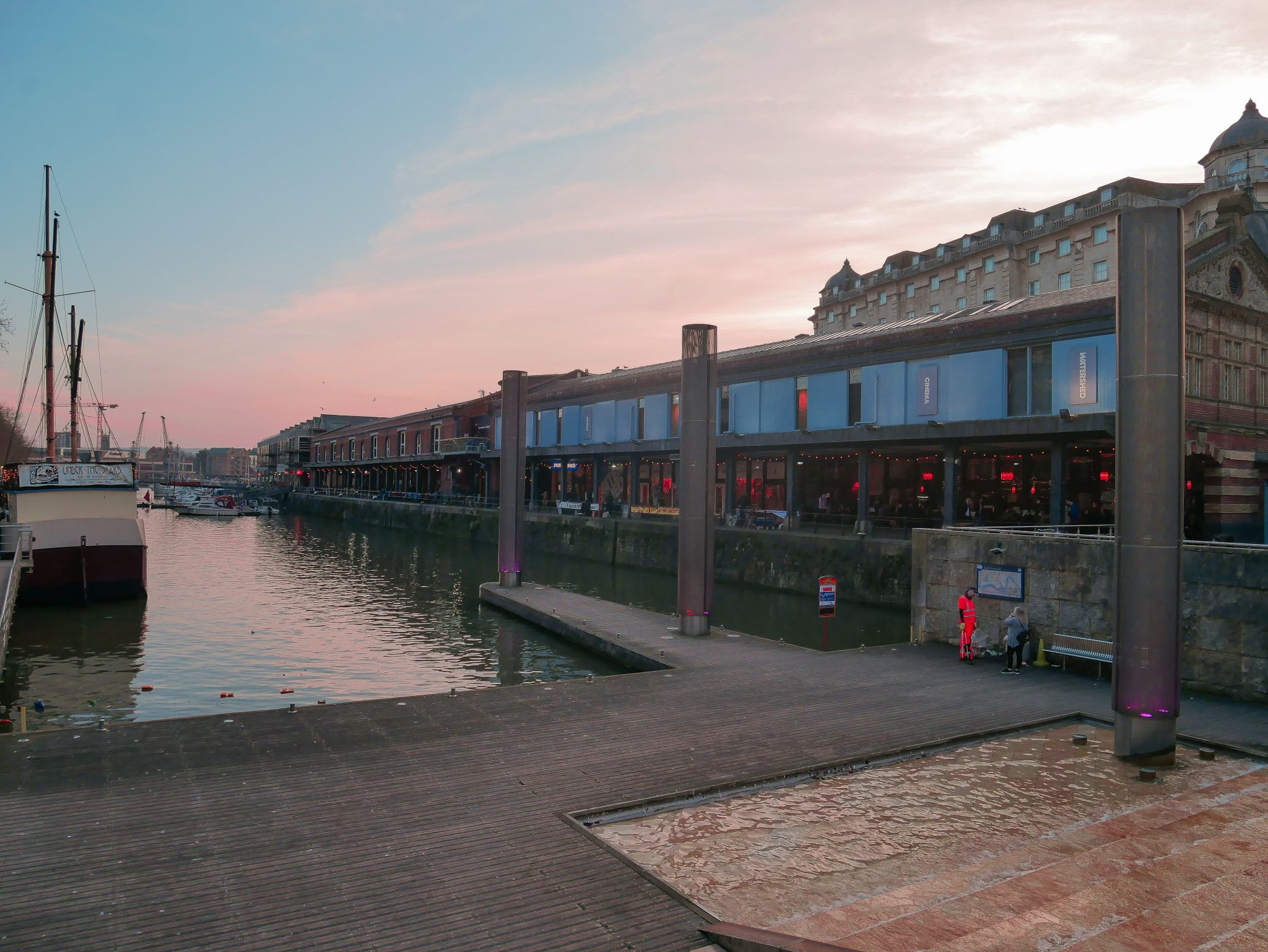 The Best Bristol Harbourside Restaurants Attractions Hotels The Rare Welsh Bit