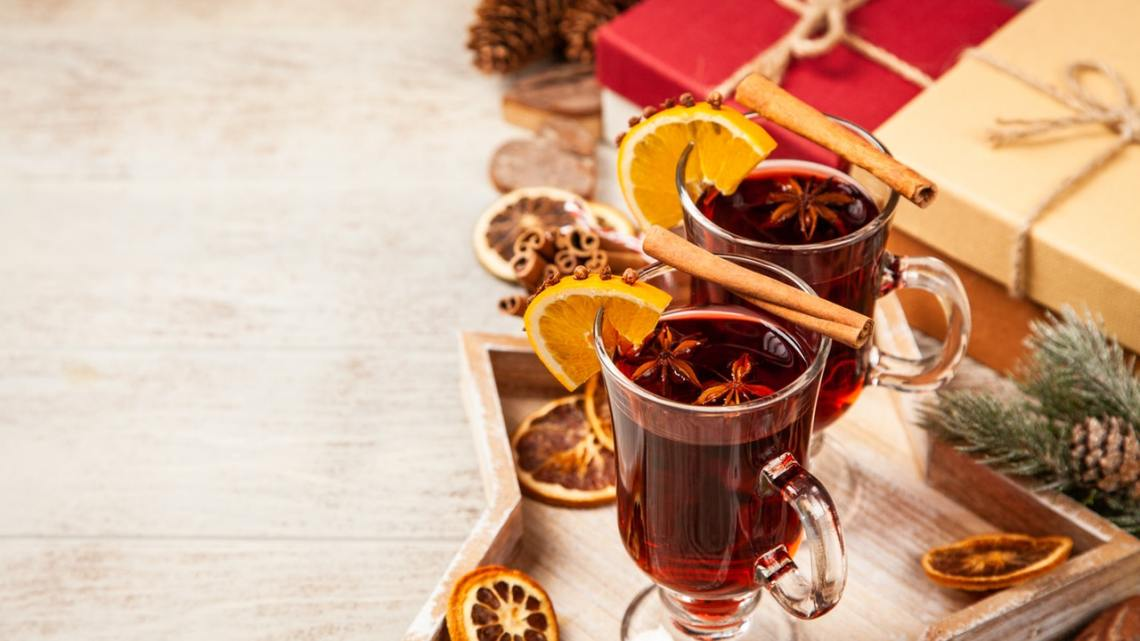 Mother's Ruin: My Favourite Festive Drinks