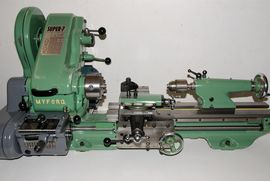 Myford metal working lathe