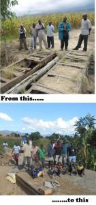 Henga Bridge complete 2