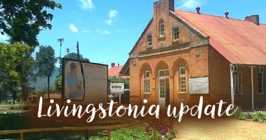 Livingstonia update