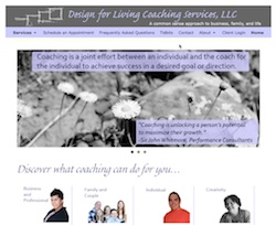 Designs For Living Coaching Services