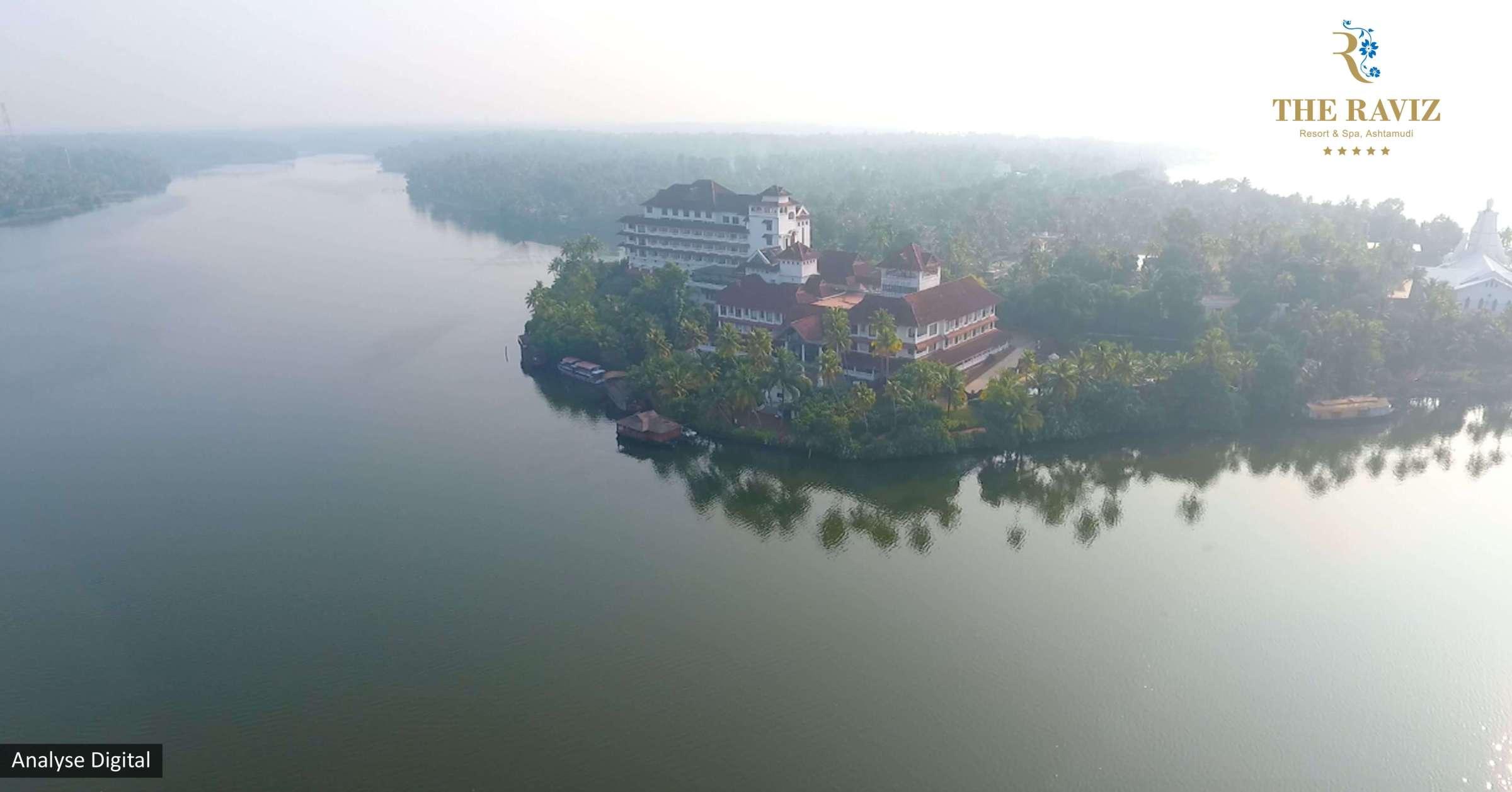 A Bird's Eye View of Ashtamudi