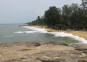 KAPPAD BEACH - Places to Visit in Kerala