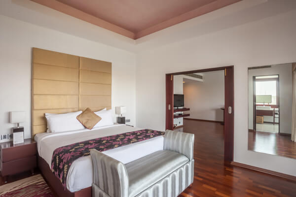 Raviz Ashtamudi - Suite Rooms