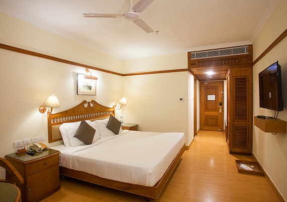 Rooms - The Raviz Kadavu
