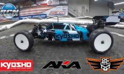 Kyosho RB6.6 RTR Running Video-cover