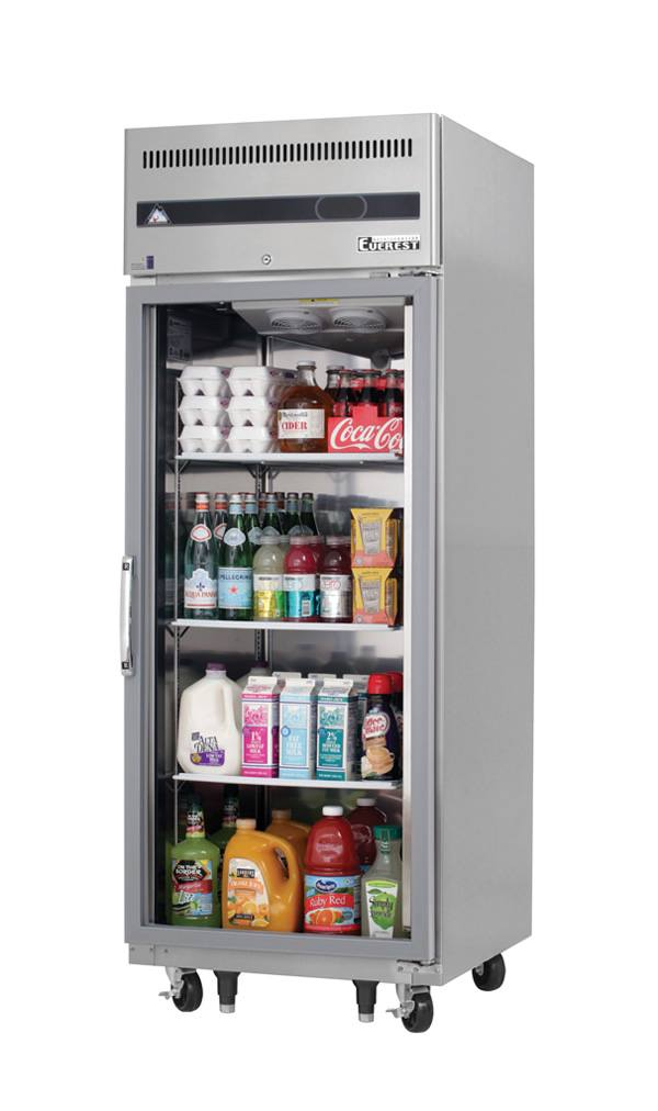 Everest Refrigeration ESGR1 One Section Reach In