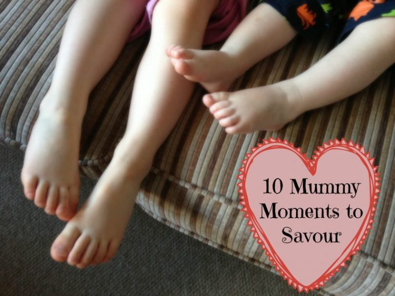 10 mummy moments to savour