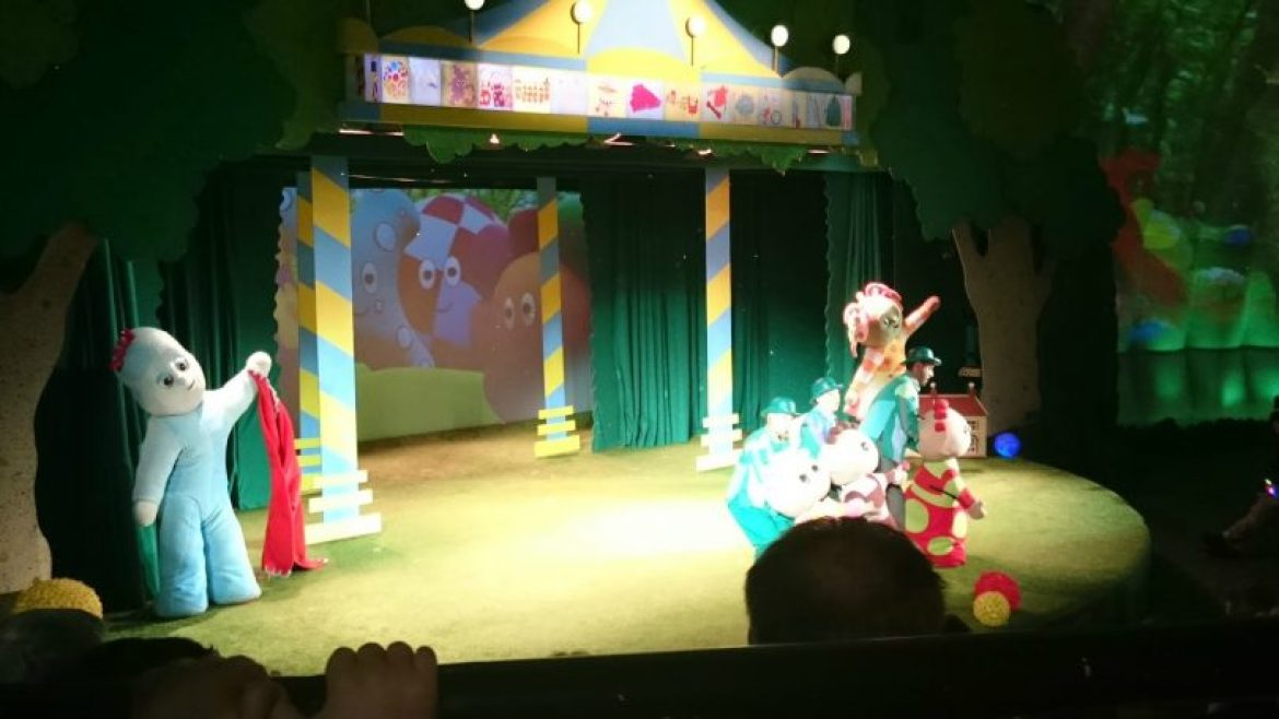 in the night garden live finale