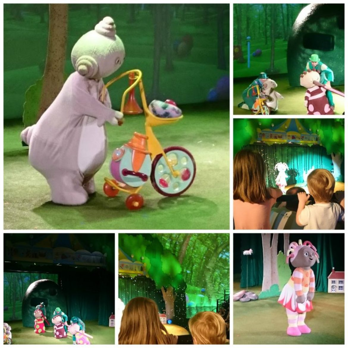 in the night garden live show