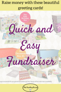 Quick and Easy Fundraiser: Cards for a Cause