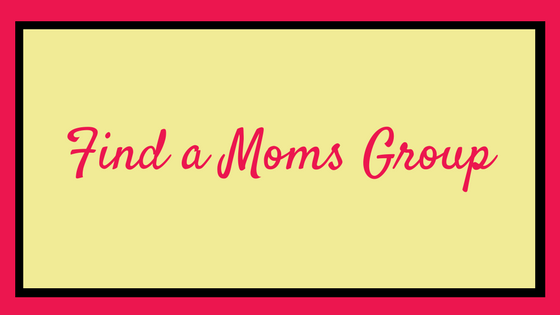 Find a Moms Group