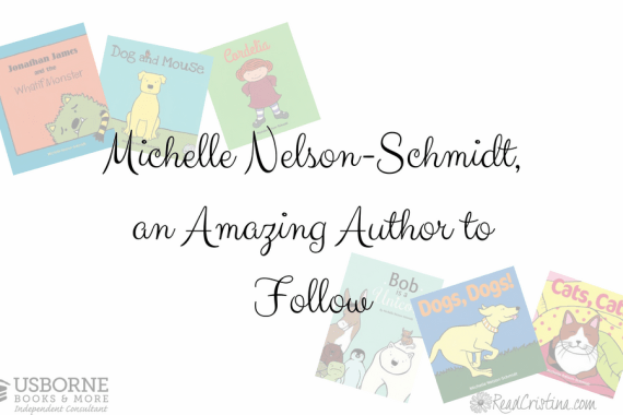 Michelle Nelson Schmidt, an Amazing Author to Follow