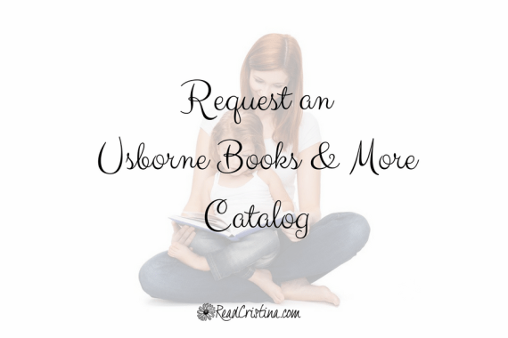 Request an Usborne Books & More Catalog