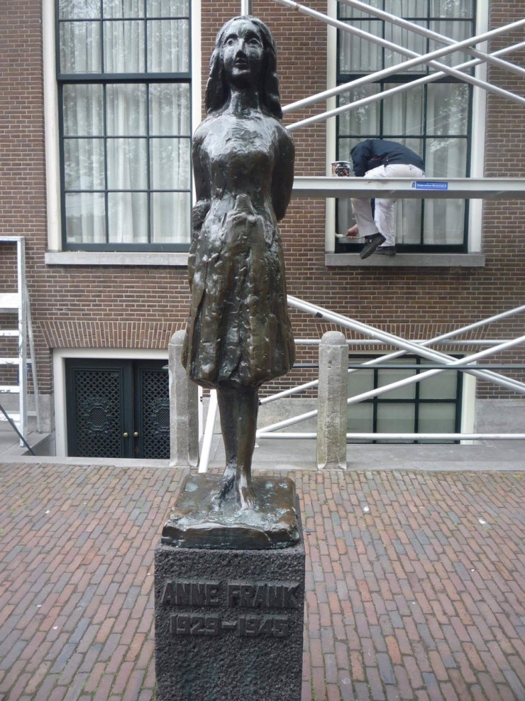 Remember the Holocaust, Anne Frank Museum