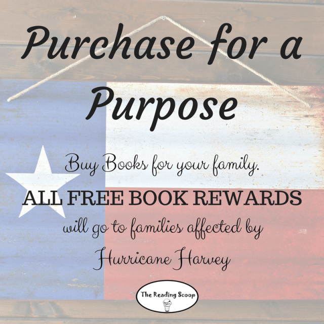 Purchase for a Purpose, Bless Families hit by Hurricane Harvey