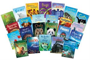 Best of Usborne Non-Fiction, Beginners Library Collection