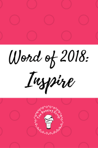 word the 2018: inspire