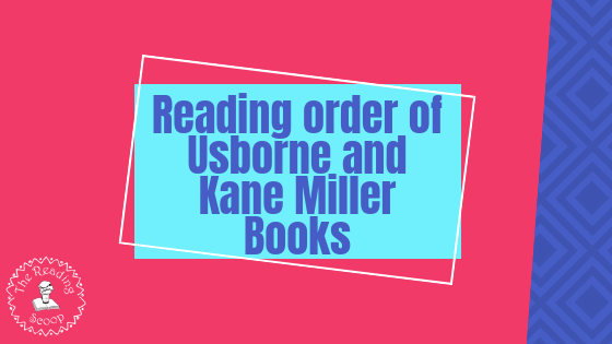 Reading Order of Usborne and Kane Miller Books
