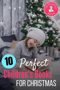 Looking for the perfect books for Christmas this year? Here are 10 awesome Christmas books for children. #thereadingscoop #books Check out more at thereadingscoop.com