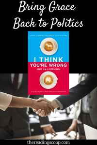 Pantsuit Politics I think You're Wrong (But I'm Listening) #pantsuitpolitics #thereadingscoop
