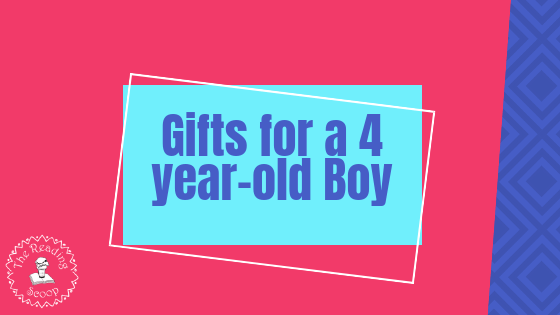 Best Gifts for a four year old boy