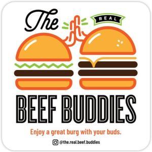 Beef Buddies Sticker