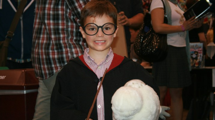 Harry Potter Dork