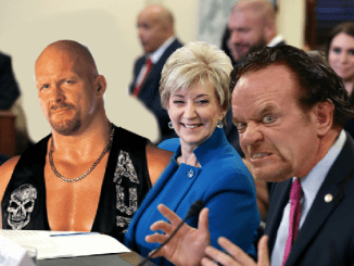 Linda McMahon Senate Confirmation Hearings