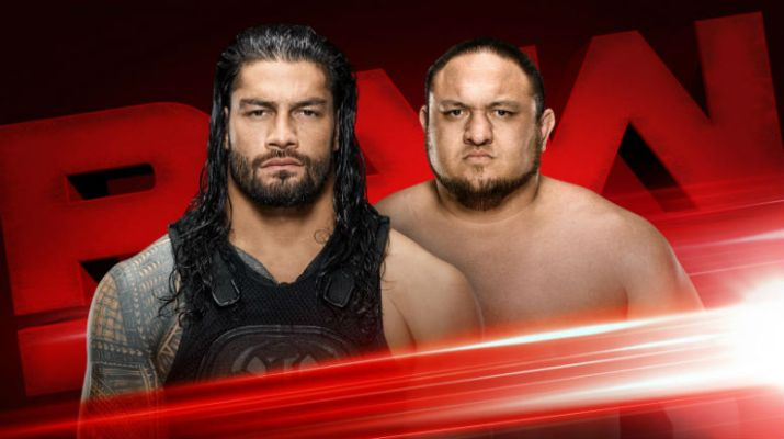 Monday Night Raw Preview 7/17/17 - Reigns, Samoa Joe