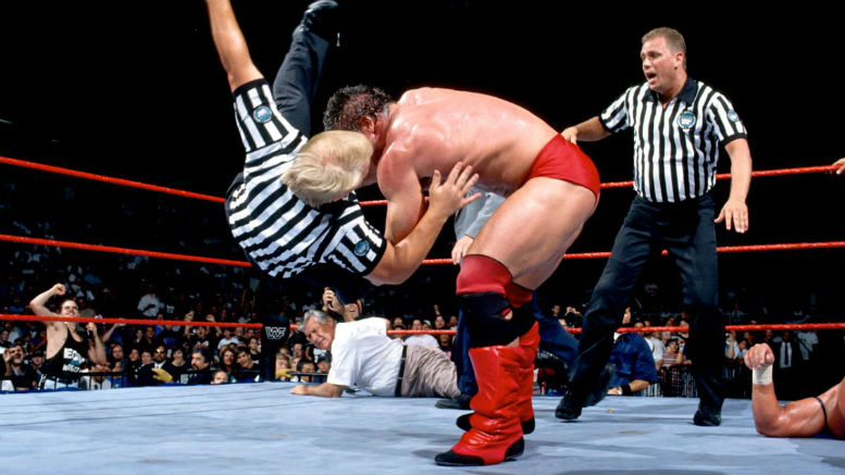 Summer Slam Memories (1997): Austin Breaks His Neck and No One Wins A Million Dollars, Ken Shamrock